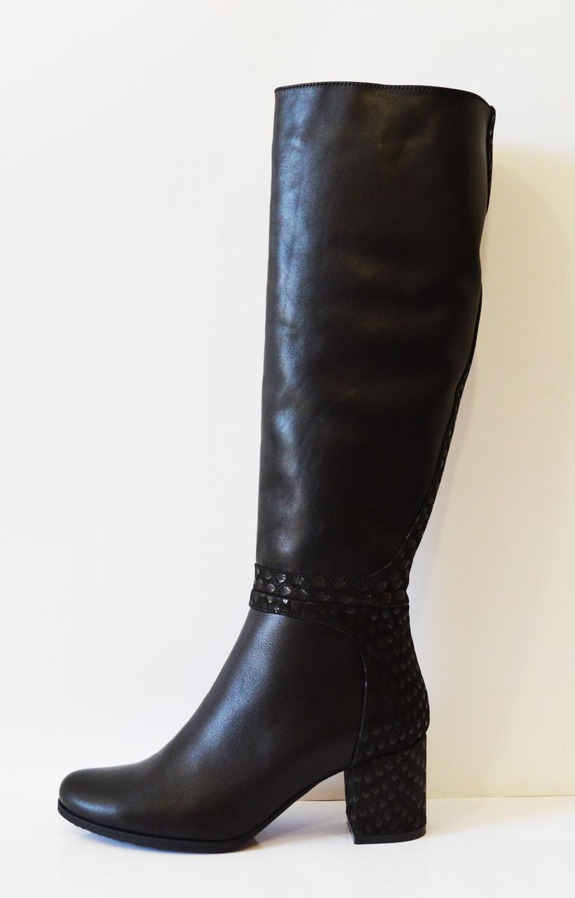 Высокие женские сапоги Nivelle 5256