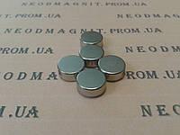 Магнит D10*H4  неодимовые магниты