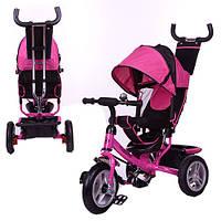 Велосипед Turbo Trike M 3113-6А (розовый)