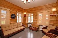 Блок Хаус из Лиственницы Сибирской, сорт Экстра, 20×140мм