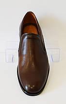 Коричневые мужские туфли Fabio Conti, фото 2