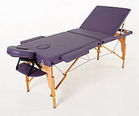 Массажный стол RelaxLine Barbados 50127 (фиолетовый)