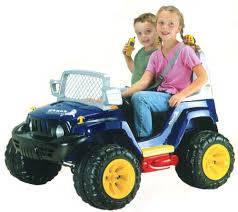 Электромобиль – лучшая игрушка для Вашего ребенка