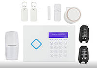 Беспроводной комплект сигнализации PoliceCam GSM 66A Base