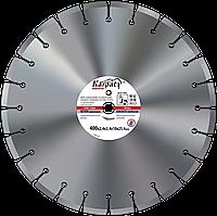 Круг алмазный профессиональный сегментный КАРПАТИ™ Бетон 400x2.4x3.4x10x25.4