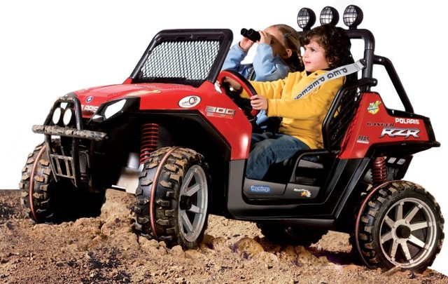 Детские надежные электромобили