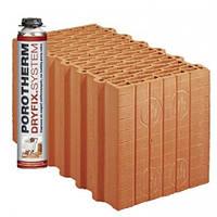 """Керамический блок """"Porotherm 38 Dryfix"""""""
