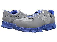 Кроссовки Timberland PRO Powertrain Alloy Toe, Grey/Blue, фото 1