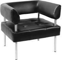 Кресло одноместное с подлокотниками D-03 Примтекс плюс