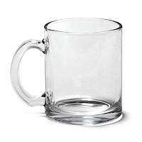 """Чашка скляна ТМ """"Бергамо""""-82015"""