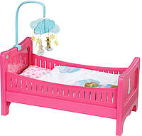 Интерактивная кроватка для куклы BABY BORN - РАДУЖНЫЕ СНЫ Zapf 822289 (822289)