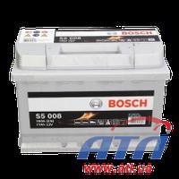 Аккумулятор 6CT-77 0092S50080  S5, правый +, 780A