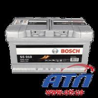 Аккумулятор 6CT-85 0092S50100  S5, правый +, 800A