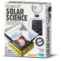 Опыты с солнечной энергией (00-03278)