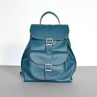 7dcf2bccb167 Женский кожаный рюкзак JIZUZ Tulip Lemon желтый, цена 1 685 грн ...