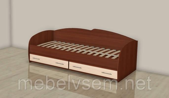 Кровать К 117 от Комфорт Мебель