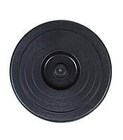 Крышка черная большая 10 л.  ( хоз гр 3 )