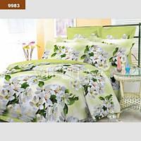 Комплект постельного белья Вилюта ранфорс Platinum полуторный 9983