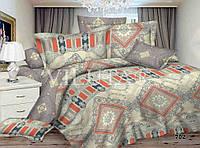 Комплект постельного белья Вилюта сатин Твилл полуторный 702