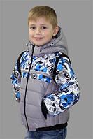 Куртки для мальчиков (осень-весна, зима)
