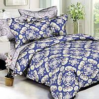 Комплект постельного белья Вилюта Поплин двуспальный 1636