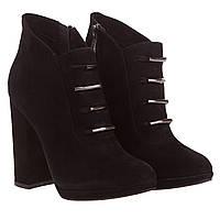 Женские ботильоны Nessi (стильные, на высоком каблуке, элегантные, модные)