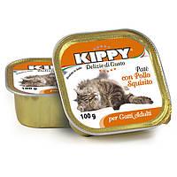 KIPPY Pâté con POLLO SQUISITO Паштет с вкусной курицей