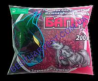 Багира зерно от крыс и мышей 200 г, оригинал