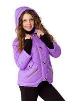 Куртка для девочки демисезонная Верона на рост 140 см, цвета в ассорт., фото 1
