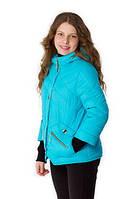 Куртка для девочки демисезонная Верона на рост 146 см, цвета в ассорт., фото 1