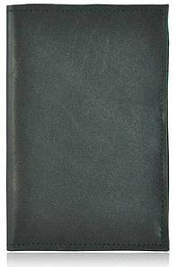 Обложка для паспорта ku-9 черный