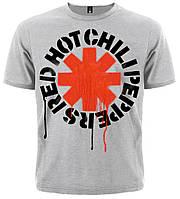 Футболка Red Hot Chili Peppers (меланж), фото 1