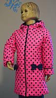 Пальто детское демисезонное (Размер: 110-116-122 см)