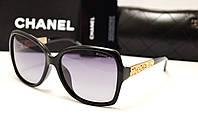 Женские солнцезащитные очки Chanel 1662 черный цвет