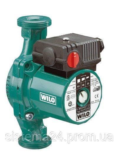 Циркуляционный насос Wilo-Star-RS 30-6