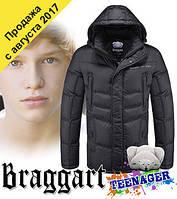 Куртки подростковые стильные зимние