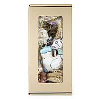 Подарочный набор №04. Петушок с медом и декором