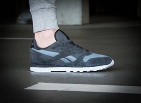 Кроссовки Reebok Classic Leather NP V69217 (Оригинал), фото 2