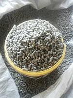 Топливные пеллеты камыша(топливные гранулы)