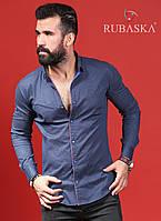 Мужская рубашка с длинным рукавом, фото 1
