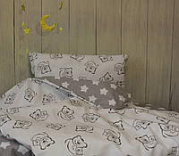 """Детское постельное Piccolino """"Звездные мишки"""""""