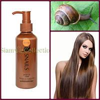 Масло для волос с муцином улитки Snails