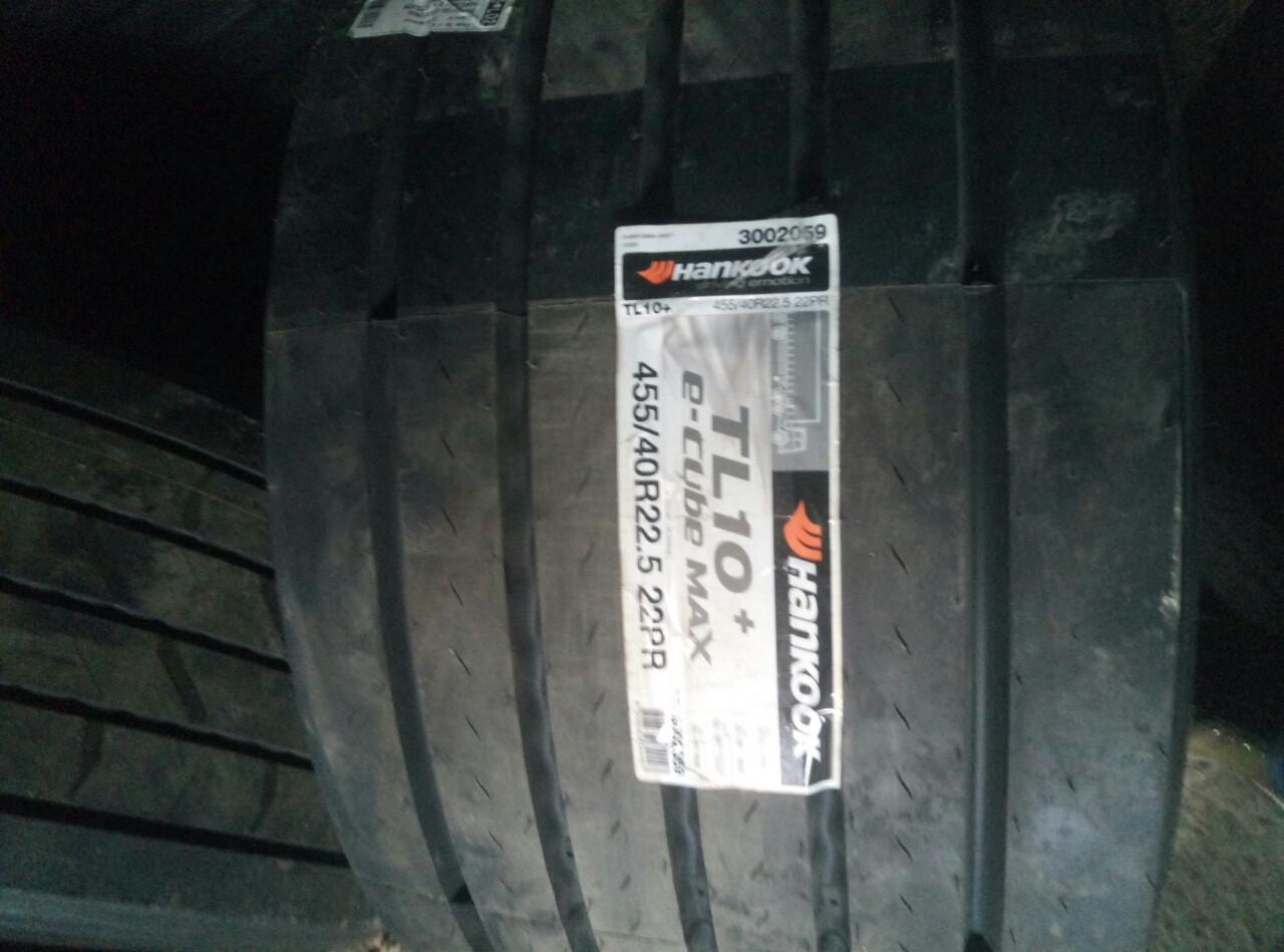 Грузовые шины Hankook TL10+, 455/40R22.5