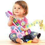Какие музыкальные игрушки купить ребенку до 1 года для развития музыкального слуха?