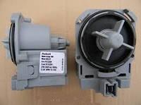 Насос ASKOLL 30 W Унив конт спереди фишка Bosch-Siemens