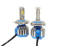 Светодиодные лампы H4 (дальний/ближний) 30W/40W, Sho-Me G1.5