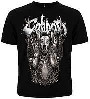 Caliban рок футболка