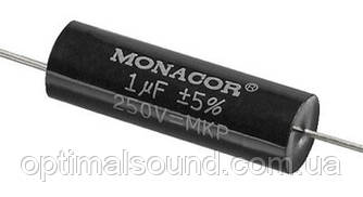 Monacor MKPA-10 | 1mF Полипропиленовый конденсатор