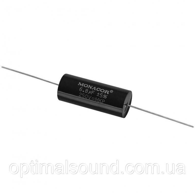Monacor MKPA-68 | 6.8 mF Полипропиленовый конденсатор