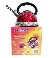 Чайник з нержавіючої сталі 3,0 л